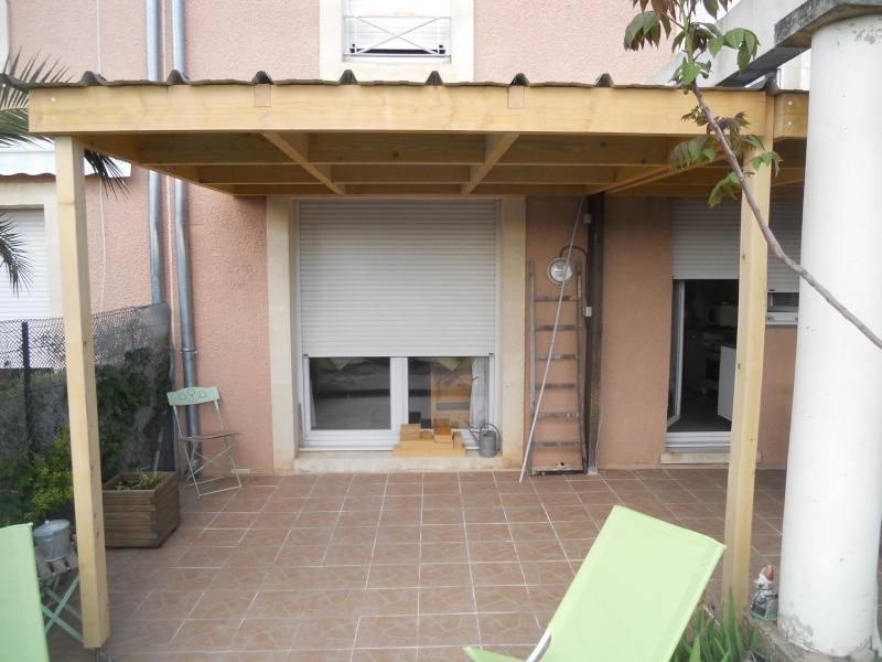 Projet - Toit sur terrasse 11059610