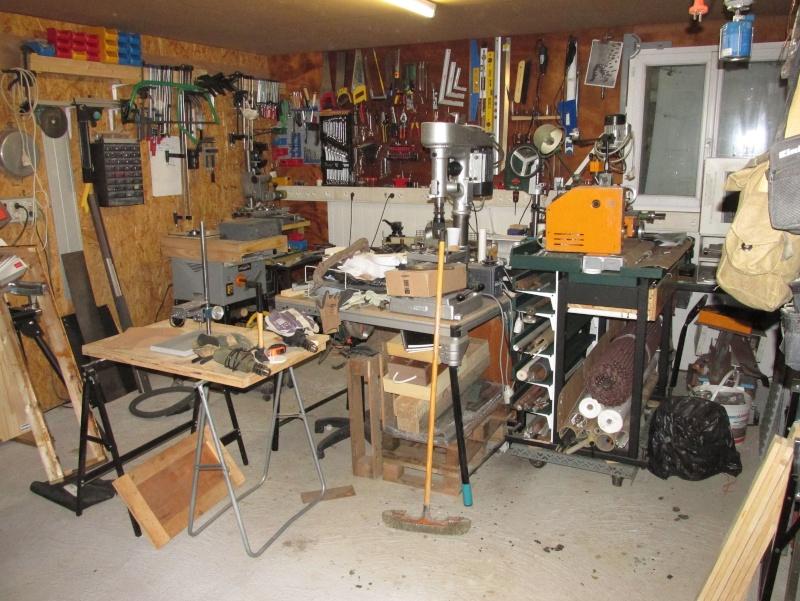 Brico-réalité : le boxon est dans l'atelier - Page 2 Img_1236