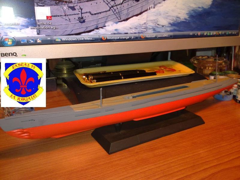 sous marin I-400  de Tamiya par pascal 72 au 1/350 1016