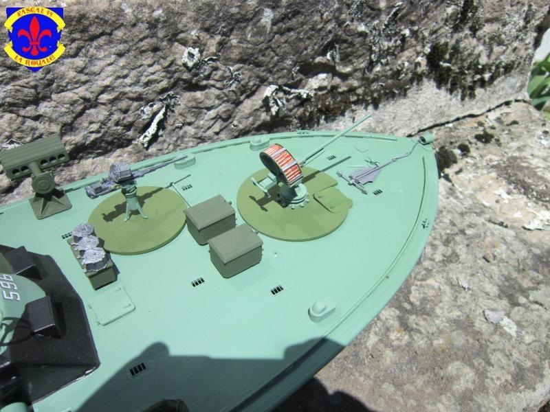 Elco 80 Torbedo boat par Pascal 72 Italeri au 1/35 1018