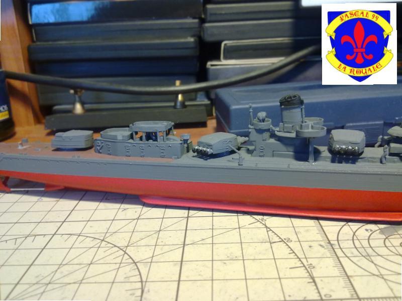 Destroyer Yukikaze par Pascal 72 au 1/350 de Hasagawa 1115