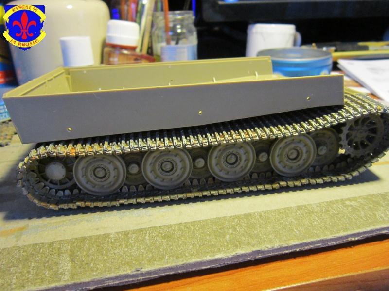 SD.KFZ.181 Tigre I de Tamiya au 1/35 par Pascal 72 1127