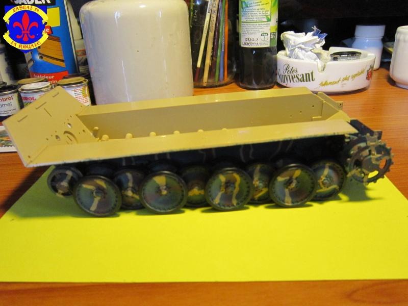 Jagdpanther Sd Kfz 173 par Pascal 72 1134