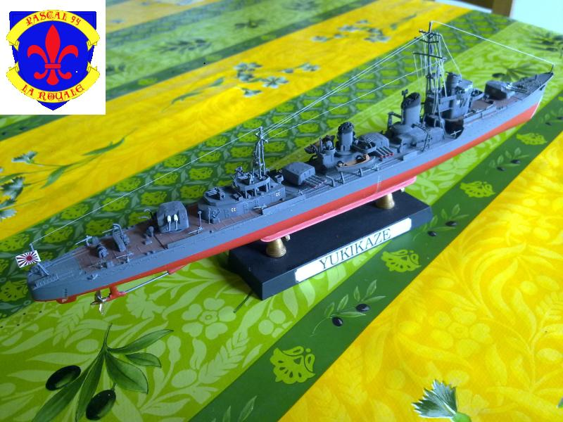 "Yukikaze ""opération Ten-Go 1945""  114"