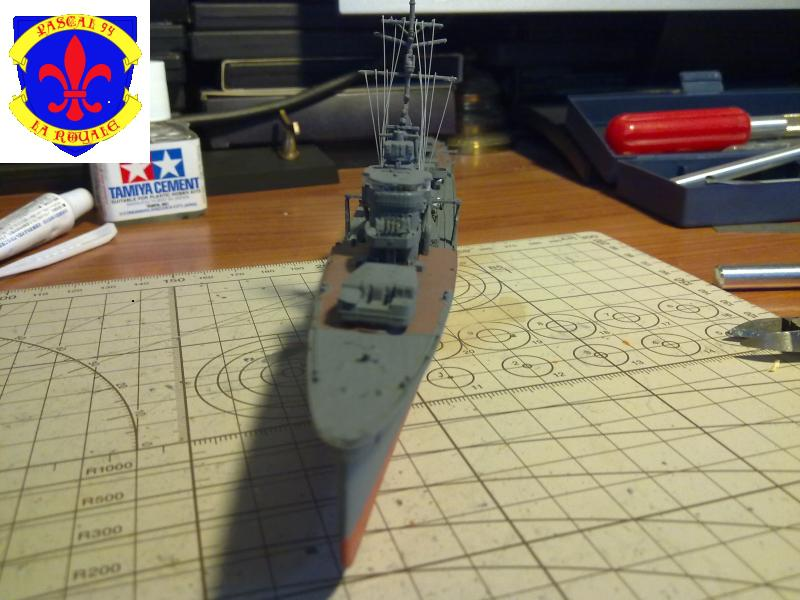 Destroyer Yukikaze par Pascal 72 au 1/350 de Hasagawa 1214