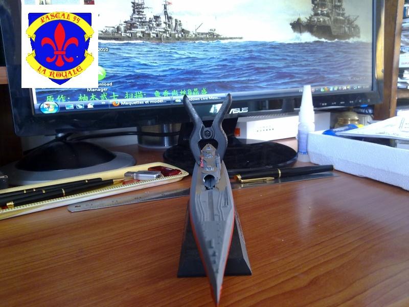 sous marin I-400  de Tamiya par pascal 72 au 1/350 1216