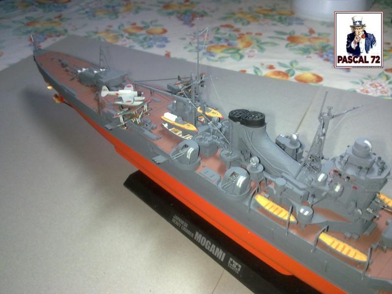 Croiseur lourd Mogami par Pascal 94 de Tamiya au 1/350 12_111