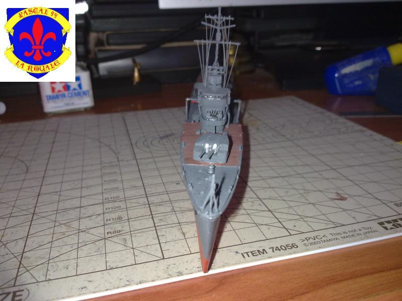 Destroyer Yukikaze par Pascal 72 au 1/350 de Hasagawa 1313