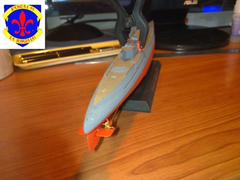 sous marin I-400  de Tamiya par pascal 72 au 1/350 1315