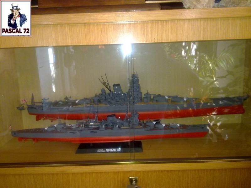 Croiseur lourd Mogami par Pascal 94 de Tamiya au 1/350 13_111