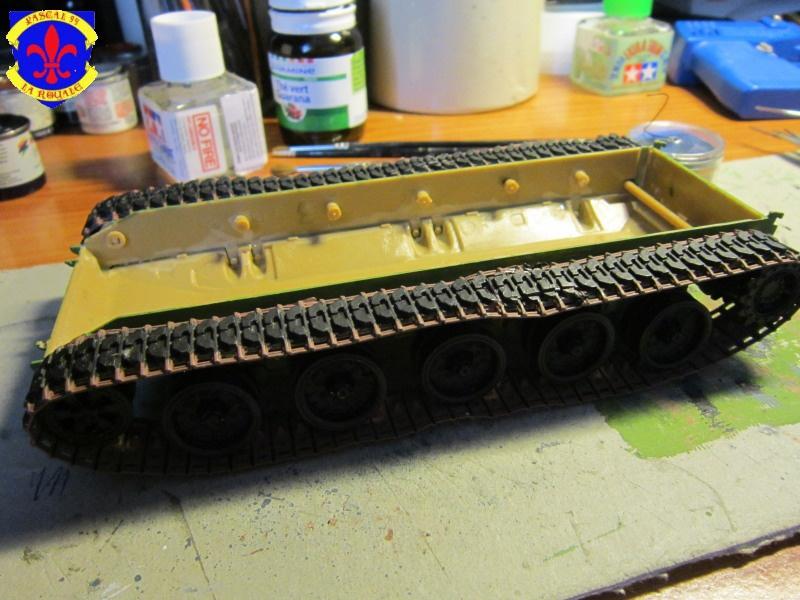 AMX 30 AUF1 au 1/35 d'Heller par Pascal 72 1434