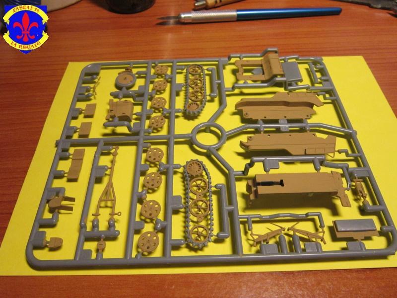 Kettenkraftrad au 1/48 de Tamiya par Pascal 72 153