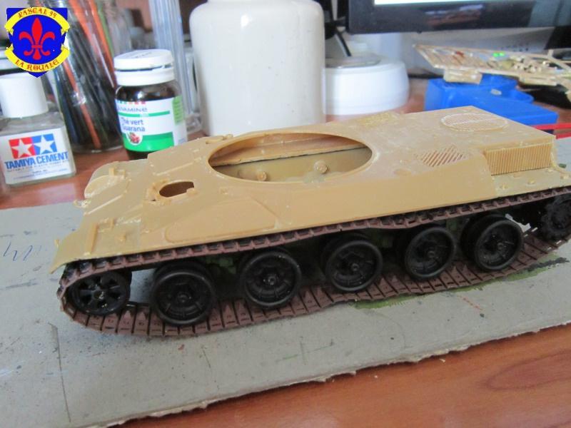 AMX 30 AUF1 au 1/35 d'Heller par Pascal 72 1532