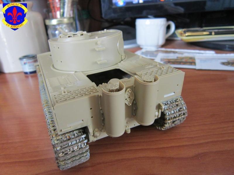 SD.KFZ.181 Tigre I de Tamiya au 1/35 par Pascal 72 1620