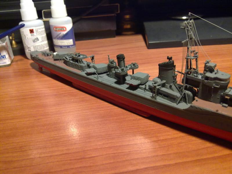 Destroyer Yukikaze par Pascal 72 au 1/350 de Hasagawa 1712