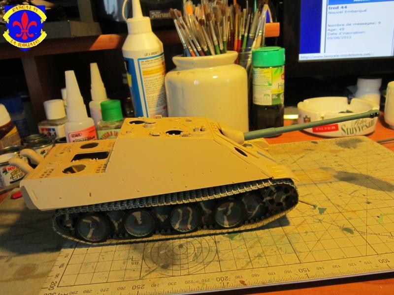 Jagdpanther Sd Kfz 173 par Pascal 72 1729