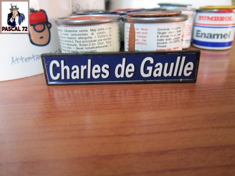 Porte avions Charles De Gaulle au 1/400 d'Heller par Pascal 72 1736