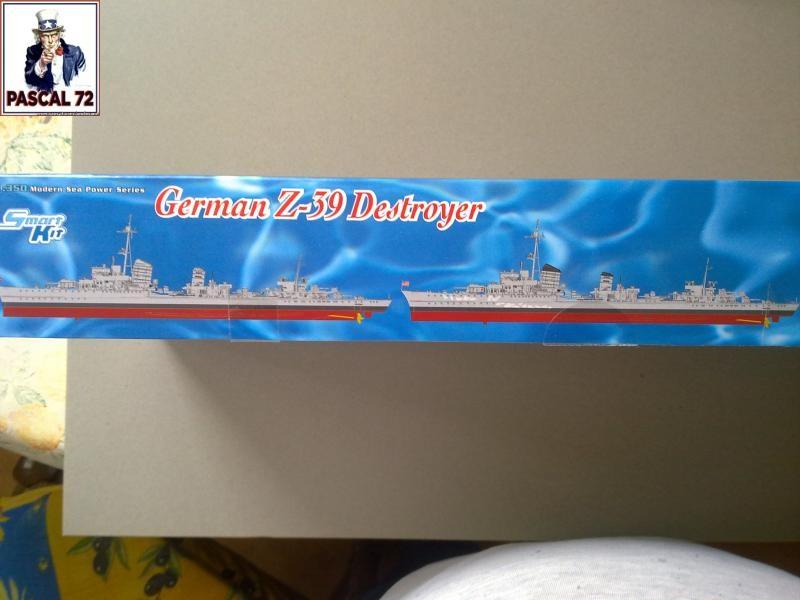 Destroyer Z-39 de Dragon par pascal 72 au 1/350 17_110