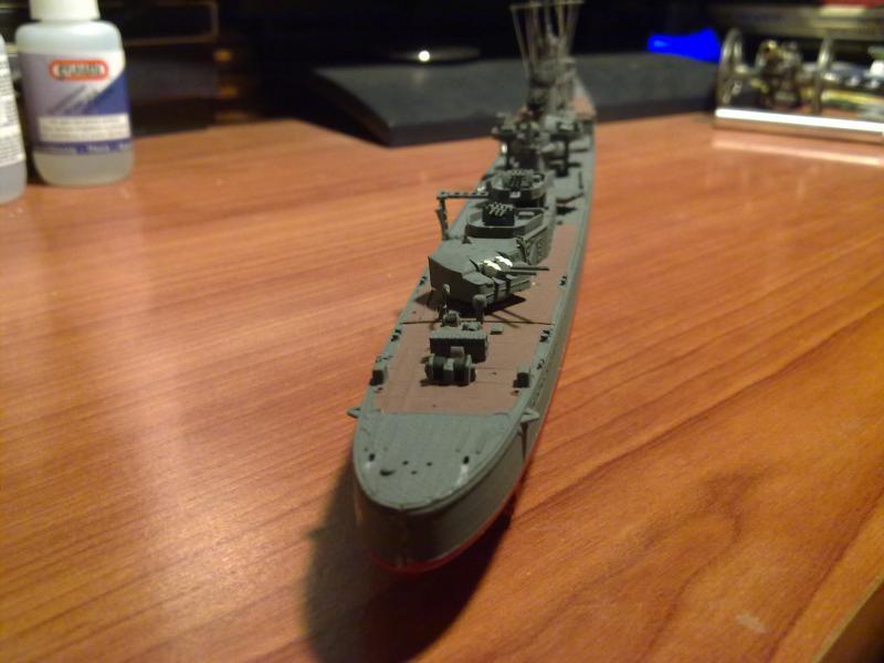 Destroyer Yukikaze par Pascal 72 au 1/350 de Hasagawa 1811