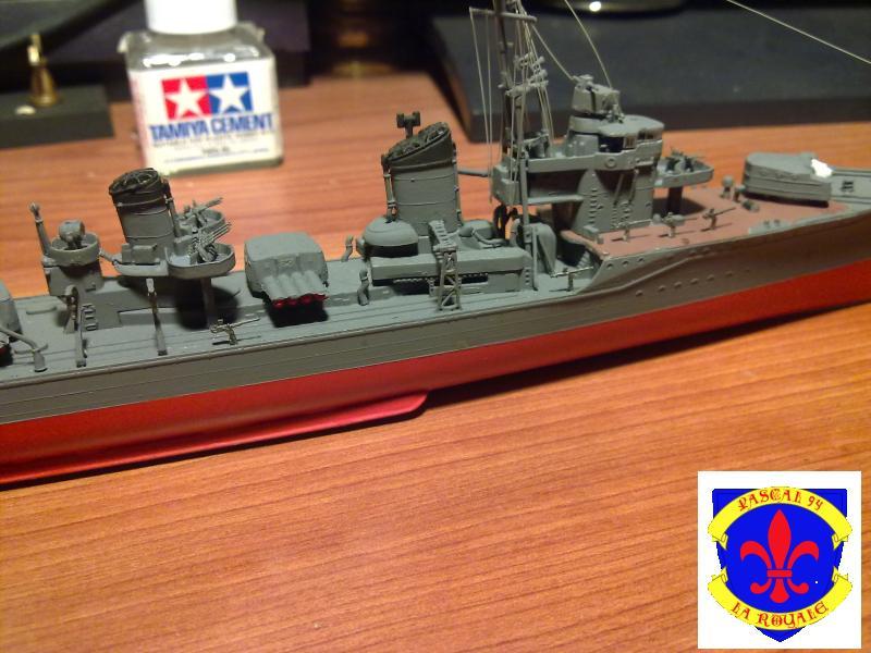 Destroyer Yukikaze par Pascal 72 au 1/350 de Hasagawa 2011