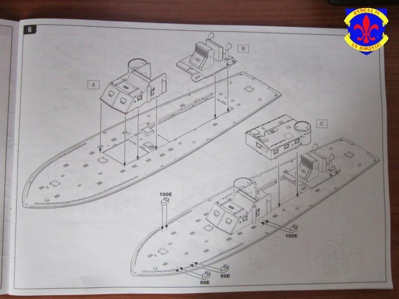 Elco 80 Torbedo boat par Pascal 72 Italeri au 1/35 2013