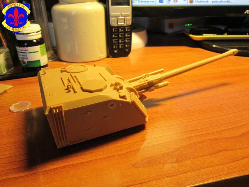 AMX 30 AUF1 au 1/35 d'Heller par Pascal 72 2029