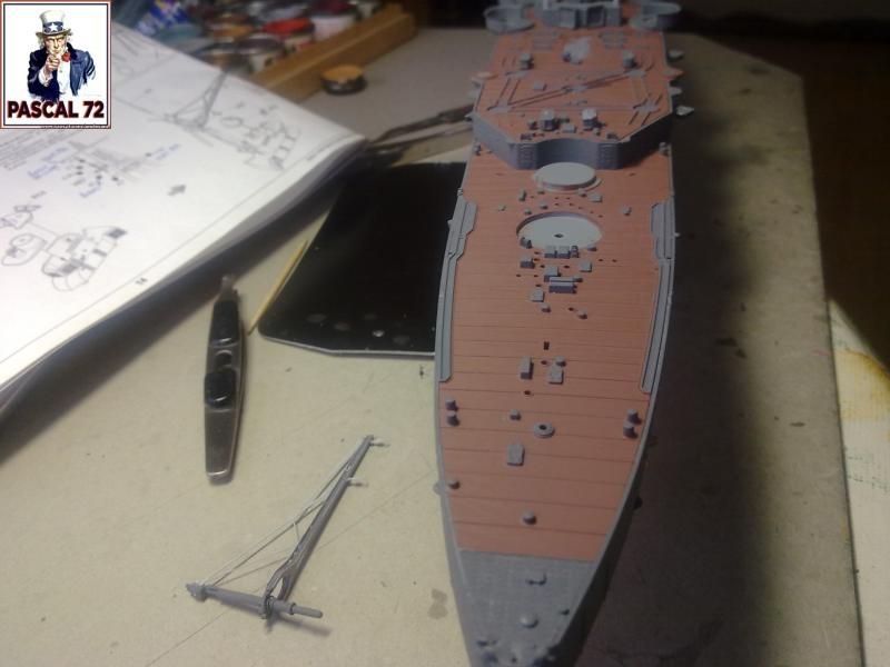 Croiseur lourd MOGAMI au 1/350 de Tamiya par pascal 72 20_111