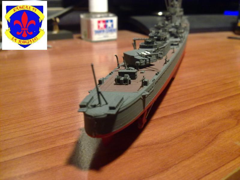 Destroyer Yukikaze par Pascal 72 au 1/350 de Hasagawa 2111