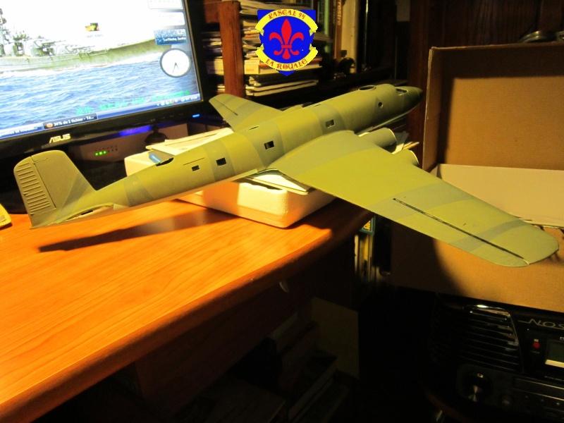 """FW200C-4 """"Condor"""" par Pascal 72 de Trumpeter au 1/48 2116"""