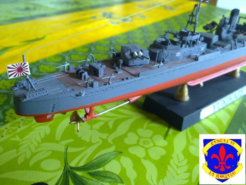 "Yukikaze ""opération Ten-Go 1945""  213"
