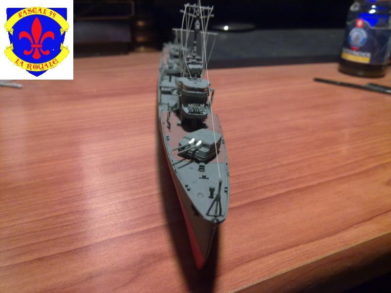 Destroyer Yukikaze par Pascal 72 au 1/350 de Hasagawa 2211