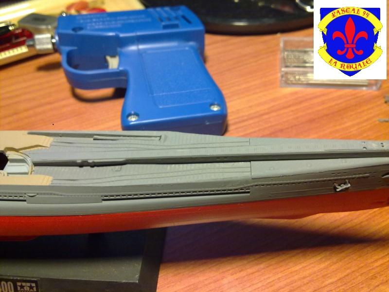 sous marin I-400  de Tamiya par pascal 72 au 1/350 2212
