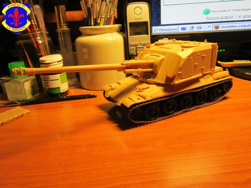 AMX 30 AUF1 au 1/35 d'Heller par Pascal 72 2226
