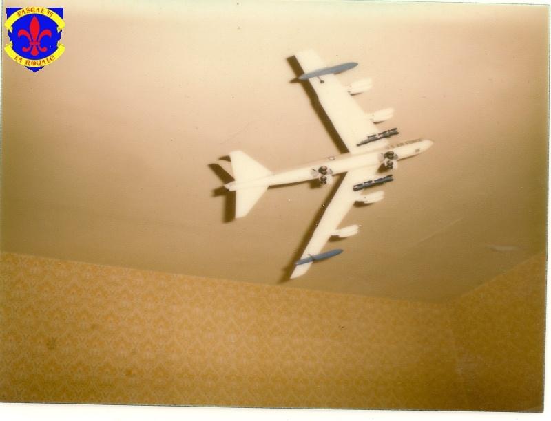 B-52 de Monogram au 1/72 par pascal 72 227