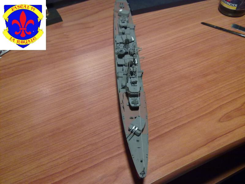Destroyer Yukikaze par Pascal 72 au 1/350 de Hasagawa 2311