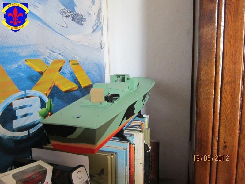 Elco 80 Torbedo boat par Pascal 72 Italeri au 1/35 2314