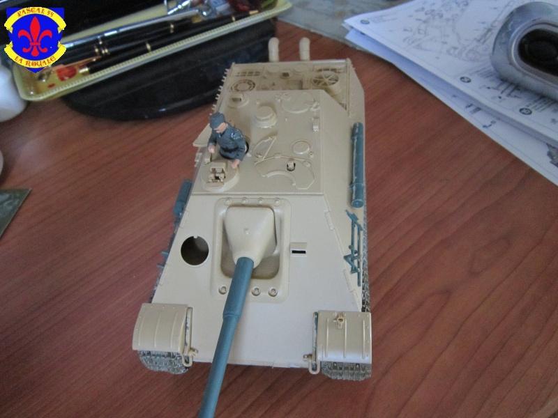 Jagdpanther Sd Kfz 173 par Pascal 72 2323