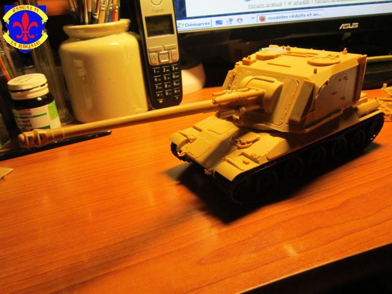 AMX 30 AUF1 au 1/35 d'Heller par Pascal 72 2324