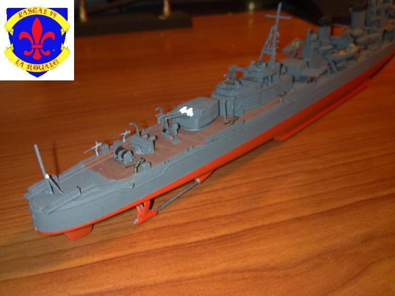 Destroyer Yukikaze par Pascal 72 au 1/350 de Hasagawa 2411