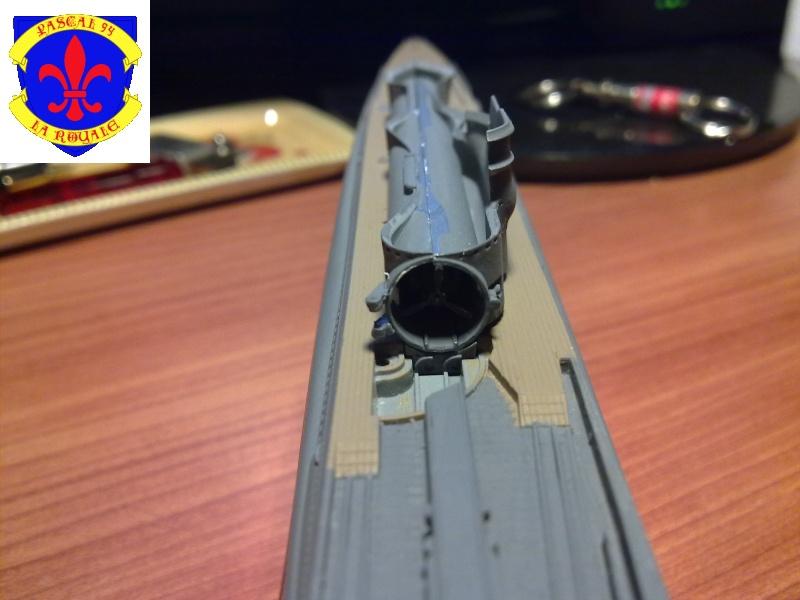 sous marin I-400  de Tamiya par pascal 72 au 1/350 2412
