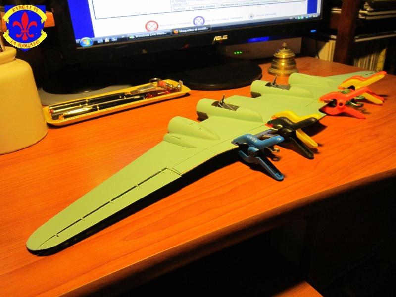 """FW200C-4 """"Condor"""" par Pascal 72 de Trumpeter au 1/48 2416"""