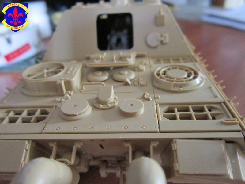 Jagdpanther Sd Kfz 173 par Pascal 72 2423