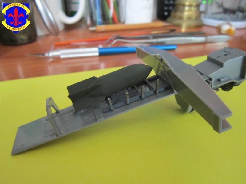 Dornier 335 A PFEIL de Tamiya au 1/48 par Pascal 72 2425
