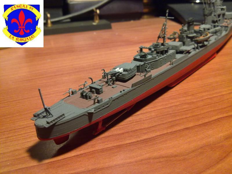 Destroyer Yukikaze par Pascal 72 au 1/350 de Hasagawa 2511