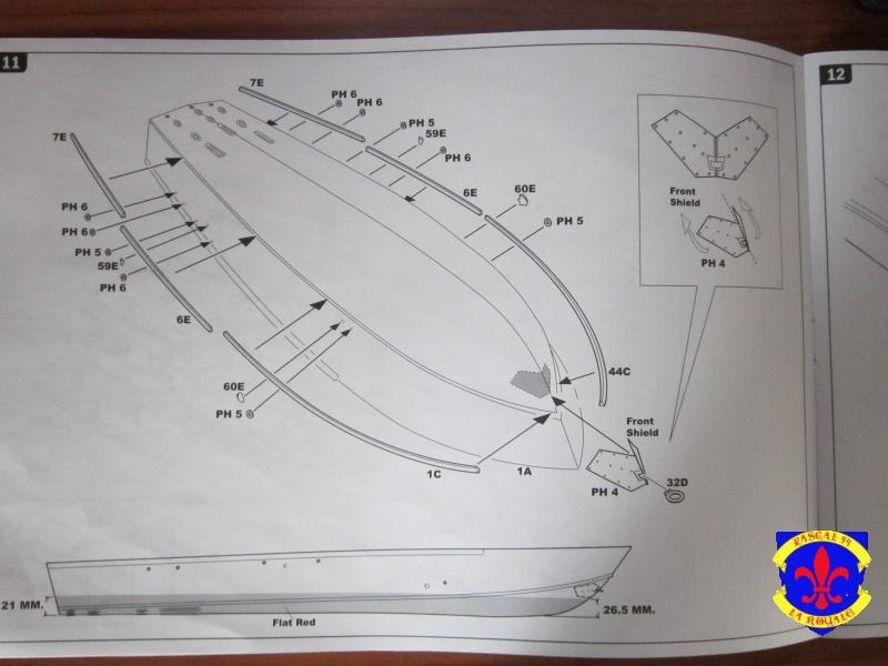 Elco 80 Torbedo boat par Pascal 72 Italeri au 1/35 2512