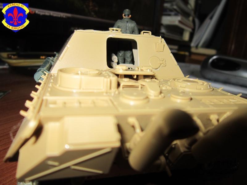 Jagdpanther Sd Kfz 173 par Pascal 72 2522