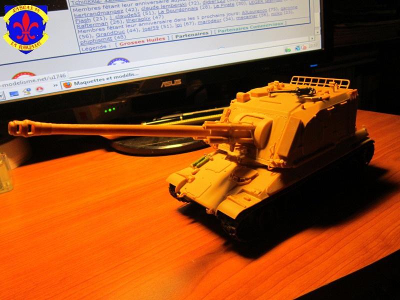 AMX 30 AUF1 au 1/35 d'Heller par Pascal 72 2523