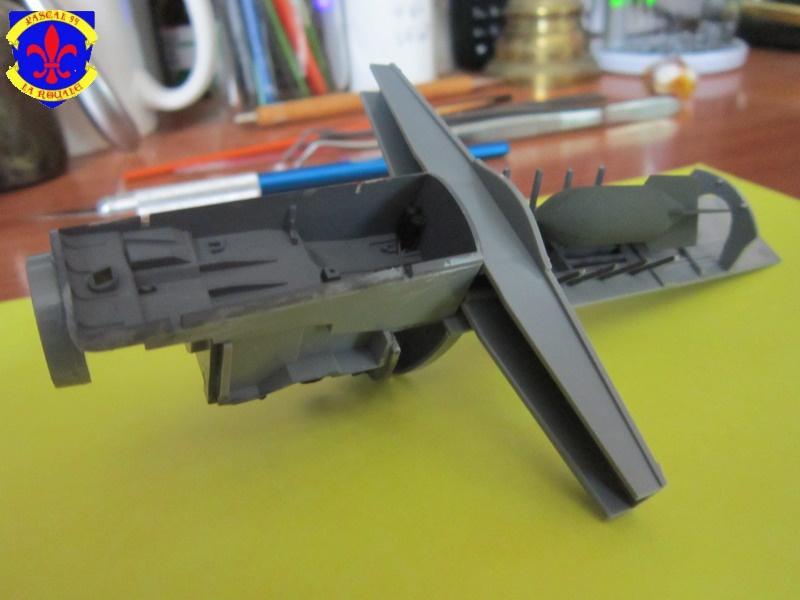 Dornier 335 A PFEIL de Tamiya au 1/48 par Pascal 72 2524