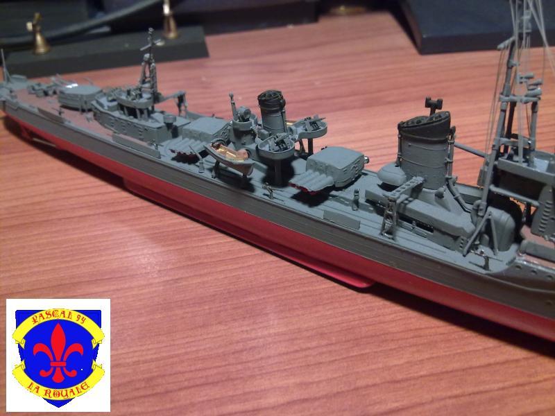 Destroyer Yukikaze par Pascal 72 au 1/350 de Hasagawa 2611