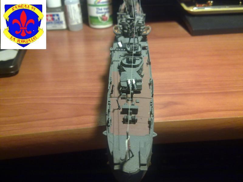 Destroyer Yukikaze par Pascal 72 au 1/350 de Hasagawa 2612